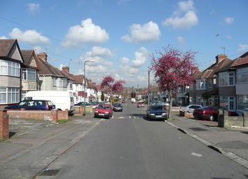 Thumbnail 3 bed semi-detached house to rent in Rose Glen Road, Colindale, London
