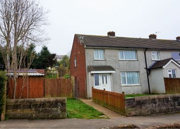 Thumbnail 3 bed semi-detached house for sale in Tudor Crescent, Newport