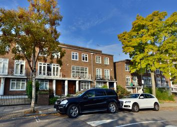 Thumbnail 5 bed terraced house to rent in Marlborough Hill, St John's Woo, London
