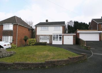 Thumbnail 3 bedroom detached house for sale in Quentin Drive, Dudley