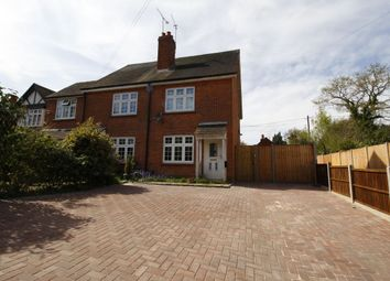 Thumbnail 3 bed semi-detached house to rent in Melrose Cottages Blays Lane, Englefield Green, Egham