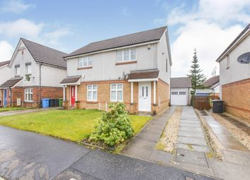 Thumbnail 2 bedroom semi-detached house for sale in Kiloran Grove, Newton Mearns, Glasgow