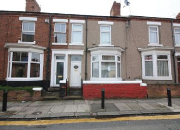 Thumbnail 1 bedroom flat to rent in Corporation Road, Darlington