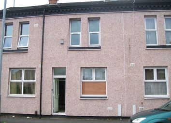Thumbnail 1 bedroom terraced house for sale in Peel Road, Bootle, Merseyside
