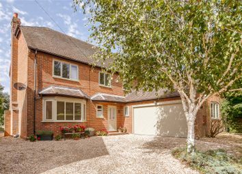 Thumbnail 5 bed detached house for sale in Up Street, Dummer, Basingstoke, Hampshire