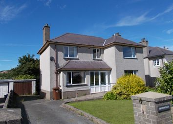 Thumbnail 4 bed detached house for sale in Llanbedrog, Pwllheli