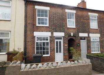 Thumbnail 3 bed terraced house for sale in Swadlincote Road, Woodville