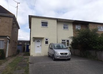 Thumbnail 3 bed semi-detached house for sale in Berechurch Road, Colchester