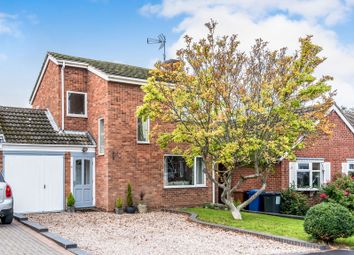 Thumbnail 3 bed link-detached house for sale in Mill Way, Longdon, Rugeley