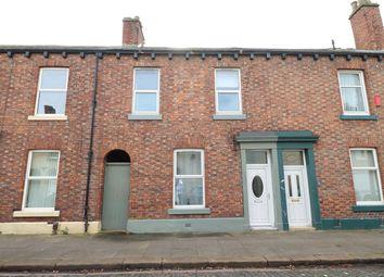 Thumbnail 3 bedroom terraced house for sale in Metcalfe Street, Denton Holme, Carlisle