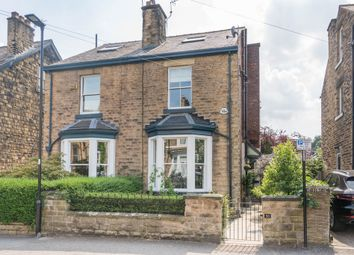 Thumbnail 5 bed semi-detached house for sale in Endcliffe Rise Road, Botanical Gardens