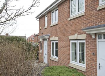 Thumbnail 3 bed end terrace house for sale in Old School Walk, York
