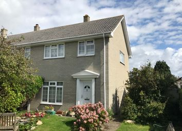 Thumbnail 3 bed end terrace house for sale in Meadowland, Christchurch