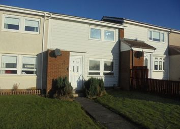 Thumbnail 2 bed terraced house for sale in Mossgiel Way, Motherwell
