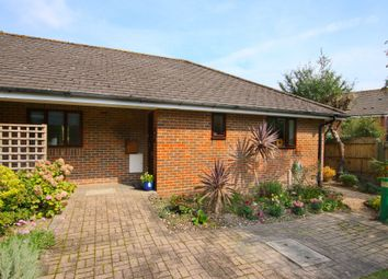 Thumbnail 1 bed terraced bungalow for sale in Pyrford Gardens, Belmore Lane, Lymington, Hampshire