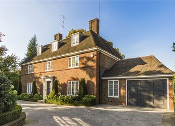Thumbnail 6 bedroom detached house for sale in Ingram Avenue, Hampstead Garden Suburb, London