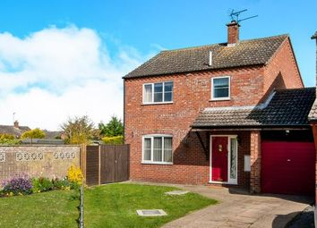 Thumbnail 3 bedroom detached house for sale in Watton, Thetford, .