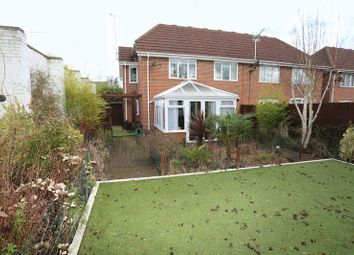 Thumbnail 3 bed semi-detached house for sale in Carpenters Close, Woodley, Reading