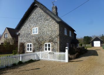 Thumbnail 3 bed cottage to rent in Ashburton Road, Ickburgh, Thetford