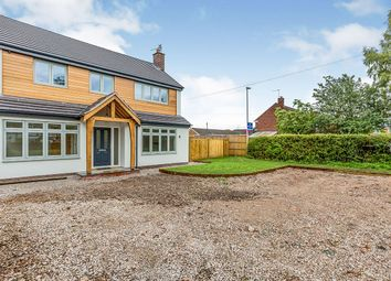 Thumbnail 4 bed detached house for sale in Station Road, Holmes Chapel, Crewe, Cheshire