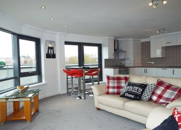 Thumbnail 3 bed flat to rent in Moir Street, Glasgow