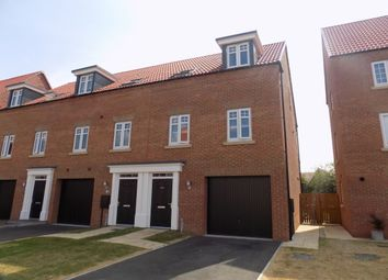 Thumbnail 3 bed terraced house to rent in Buttermere Crescent, Lakeside, Doncaster