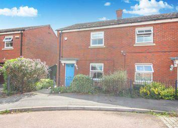 Thumbnail 3 bed semi-detached house for sale in Batsmans Drive, Rushden, Northamptonshire