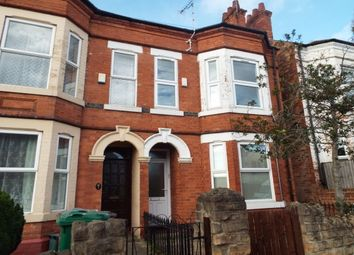 Thumbnail 4 bed end terrace house to rent in Hedley Street, New Basford, Nottingham