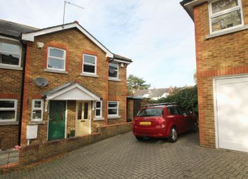 2 bed terraced house to rent in Charlotte Mews, Heather Place, Esher KT10