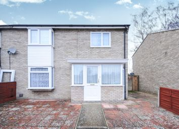 Thumbnail 3 bed end terrace house for sale in Ulfkell Road, Thetford