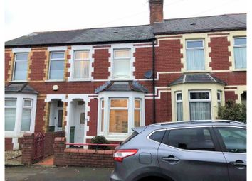 Thumbnail 3 bedroom terraced house for sale in Wauntreoda Road, Cardiff