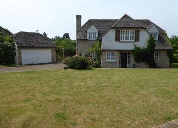 Thumbnail 3 bed detached house for sale in Aldgate, Ketton, Rutland