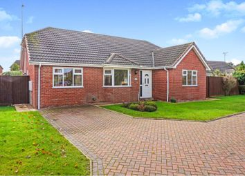 Thumbnail 3 bed detached bungalow for sale in Battlefields Lane South, Spalding