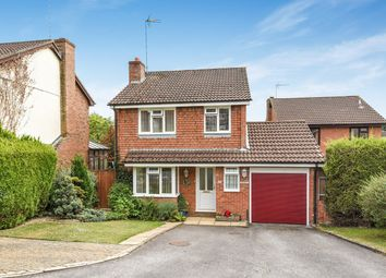 Thumbnail 4 bed detached house for sale in Saffron Close, Chineham, Basingstoke