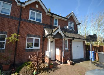 Thumbnail 4 bed semi-detached house for sale in Willoughby Close, Old Hall, Warrington