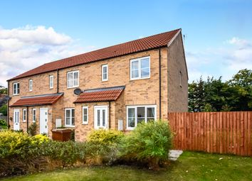 Thumbnail 3 bed end terrace house for sale in Priorpot Lane, Malton