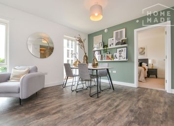 Thumbnail 2 bed flat to rent in Millet Place, Royal Docks