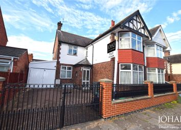 Thumbnail 5 bedroom semi-detached house to rent in Kimberley Road, Leicester