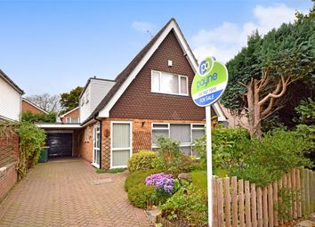 Thumbnail 3 bed detached house for sale in Station Avenue, Tile Hill, Coventry