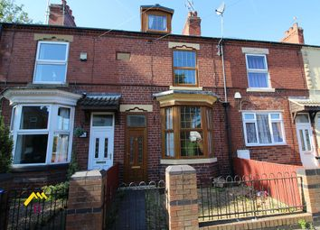 Thumbnail 3 bedroom terraced house for sale in East Lane, Stainforth, Doncaster