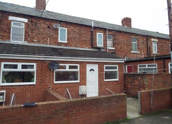 Thumbnail 2 bed terraced house for sale in Railway Terrace North, New Herrington, Houghton Le Spring