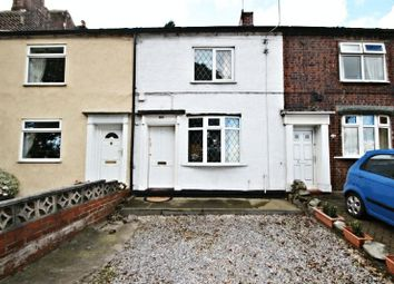 Thumbnail 2 bedroom cottage for sale in Newcastle Road, Talke, Stoke-On-Trent