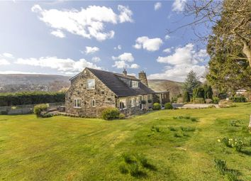 Thumbnail 4 bed detached house for sale in Hardings Lane, Middleton, Ilkley, West Yorkshire