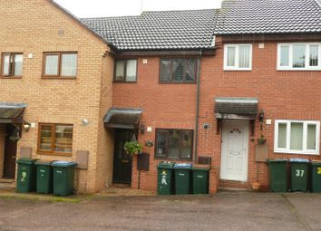 Thumbnail 2 bedroom terraced house to rent in Alderney Close, Whitmore Park, Coventry