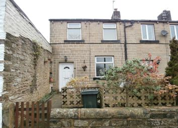Thumbnail 2 bed terraced house for sale in Bogthorn, Oakworth, Keighley