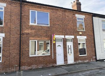 Thumbnail 2 bed terraced house for sale in Heber Street, Old Goole, Goole