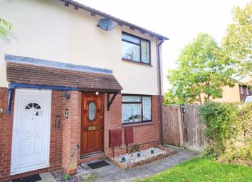 Thumbnail 1 bedroom semi-detached house for sale in Challacombe, Furzton, Milton Keynes