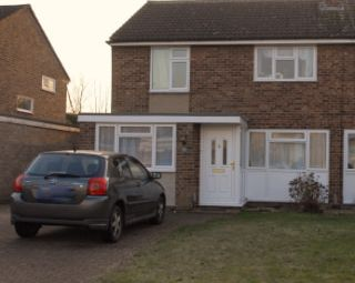 Thumbnail 5 bed shared accommodation to rent in Moore Grove Crescent, Egham