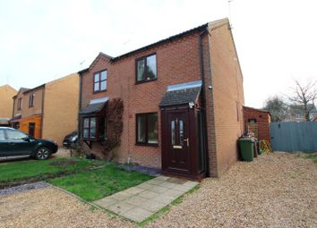 Thumbnail 2 bed semi-detached house to rent in Burnt House Road, Turves
