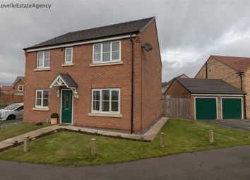 Thumbnail 4 bed property for sale in Dunlin Drive, Scunthorpe